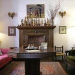 maison garnier biarritz salon