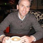 Good coffee at the Savic