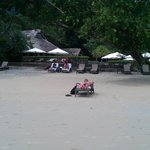 Beach of the Datai