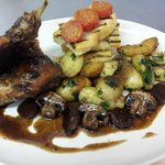 Seasonal game - roast pheasant