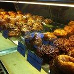 baked breakfast goodies at BK!