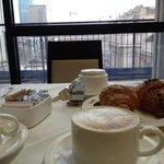 colazione con vista su Centrale