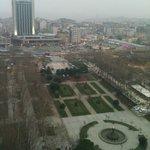 City Lights dan Taksim Meydanı