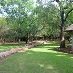 shiduli lodge grounds
