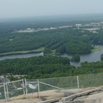 Top of Stone Mountain