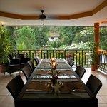 Terrasse - salle à manger