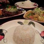 FiveSpice Ente & Shrimp Sate - sehr fein!!!! Zweierstrasse 106