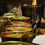 Evening Meal at Sanskrit (Party Bookings Available)