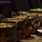 Selection of Authentic Indian Dishes