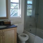 bathroom in 3 bed apartment