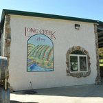 The Tasting room at Long Creek