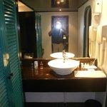 Badezimmer mit Wanne / Toilette ist extra