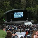Tropfest NZ - the world's largest short film festival - in the Bowl of Brookla
