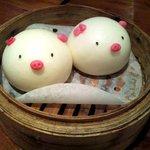 Piggy buns! (finally)