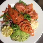 rustica salat