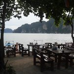 views near breakfast