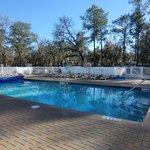 zwembad en hottub