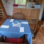Nortrhern Exposure Cabin Kitchen