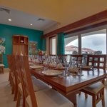 Unit D7 - 3 Bedroom Suite - Spacious Dining Room