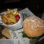 Hamburger :)