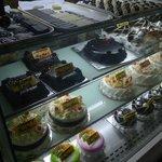 Nice cakes at Bake Hut