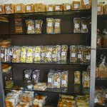 Brads and other bakery goods