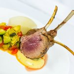 Grilled Lamb Cutlet