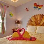 Unit F9 - 3 Bedroom Suite - Master Bedroom