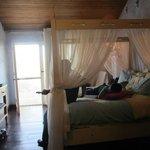 Bedroom. Cozy.