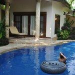 Relaxing nice villa