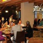 The Zebu Grill is the fine dining restaurant, serving Modern Australian Cuisine, specializing in