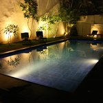 very nice private pool