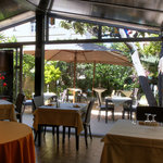Le restaurant La Chaufferette