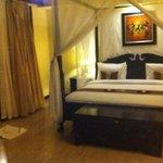 bedroom to two bedroom villa