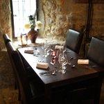 Your table awaits you