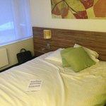 Room 207 - view from the door