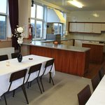 Community Area with Catering Facilities.