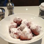 Beignets at Powdered Sugar