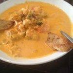 yummy Seafood chowder