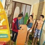 Aulas de surf/bodyboard