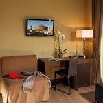 Le nostre camere sono ideali sia per una vacanza sia per un soggiorno di lavoro