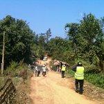 our off-road in northwest Viet Nam