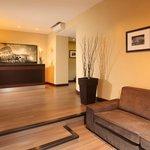 Sin dalla hall i nostri ospiti vengono coccolati con una calorosa accoglienza