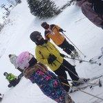 Good ski day.