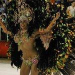 Carnaval Encarnaceno, enero de 2013. Encarnación capital del Carnaval. Costane