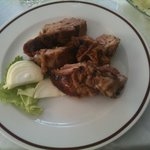 BBQ pork, simple and great