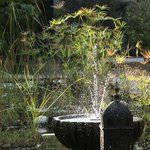 Another water feature at Les Deux Tours