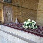 mausoleum of Amu Abdoullah Karladani