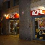 kfc Ottimo, economico e gustoso vicino all'hotel