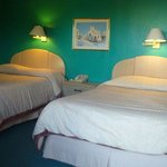 CAWestern States Inn San Miguel Bed